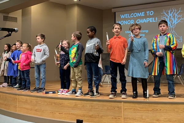 Class Chapel Performance