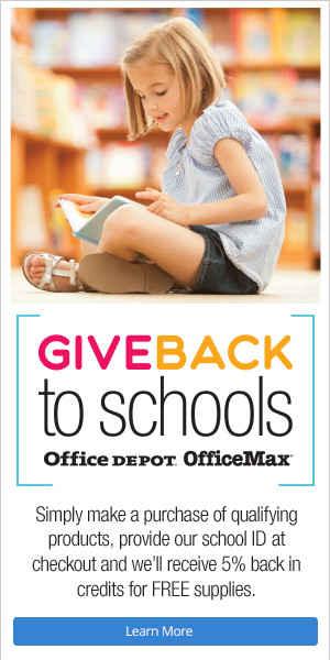 Office Depot/Office Max Rewards